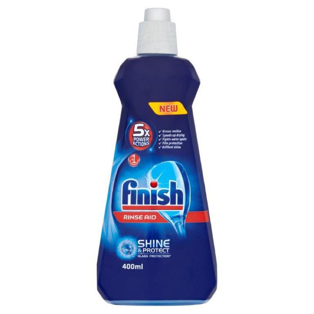 Finish 400ml Shine and Dry Rinse Aid - 8172322