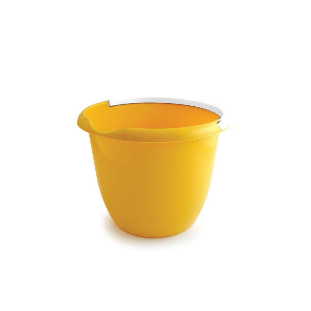 10 Litre Yellow Plastic Bucket - BUCKET.10Y