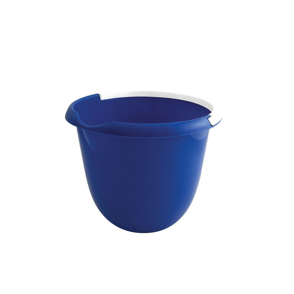 10 Litre Blue Plastic Bucket - BUCKET.10B