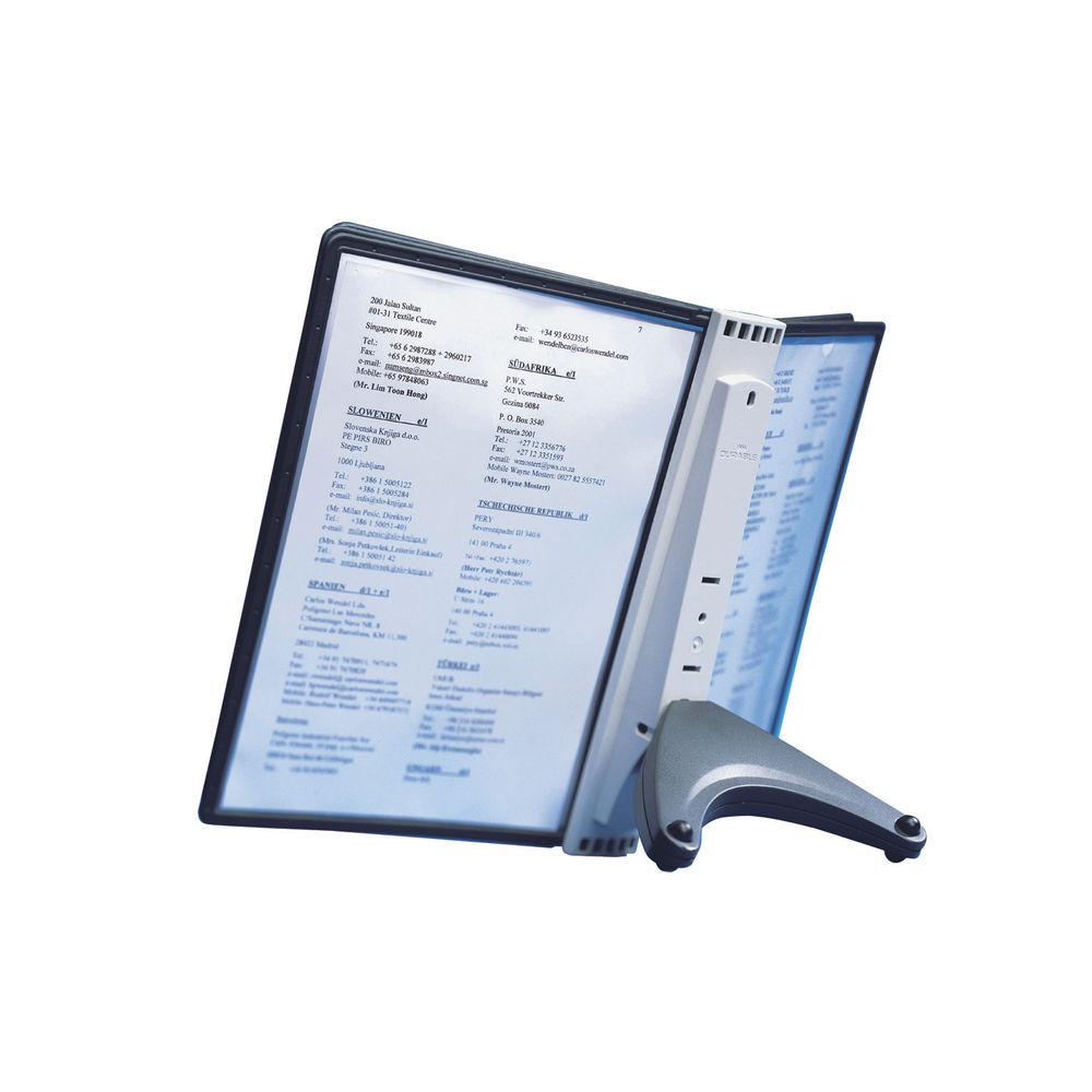 Durable Sherpa A4 Soho Desk Unit - 5540-01