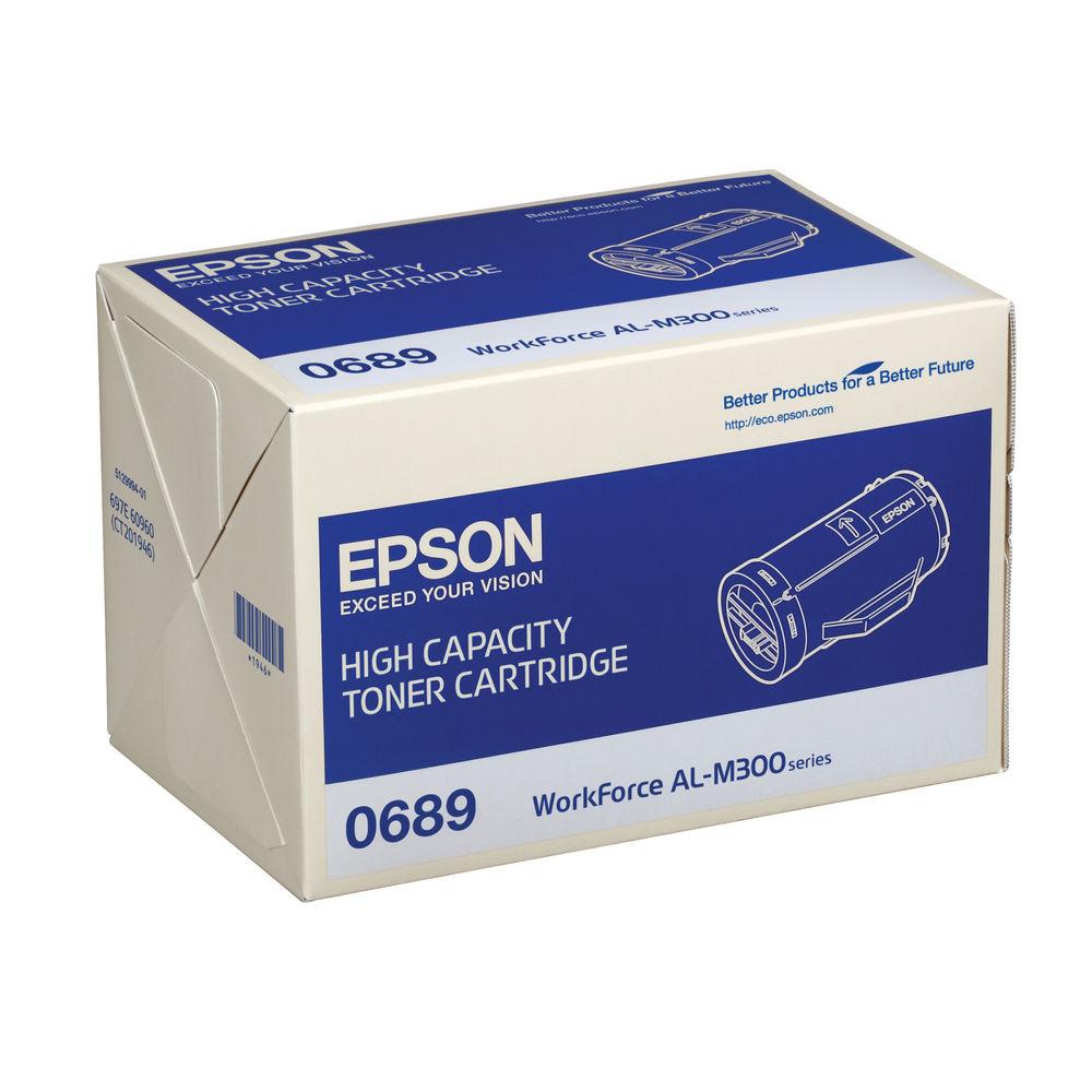 Epson S0506 Black Toner Cartridge High Capacity C13S050689 / S0506