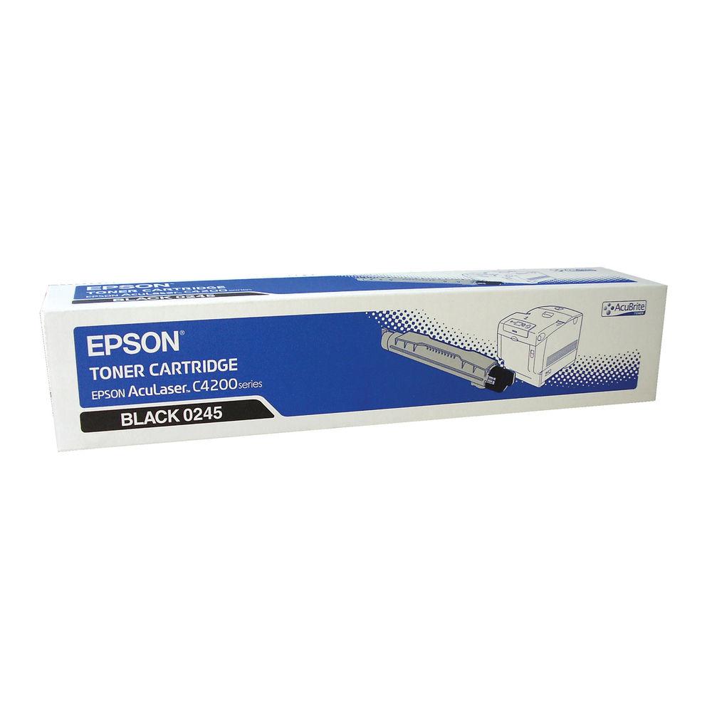 Epson S0502 Black Toner Cartridge C13S050245 / S0502