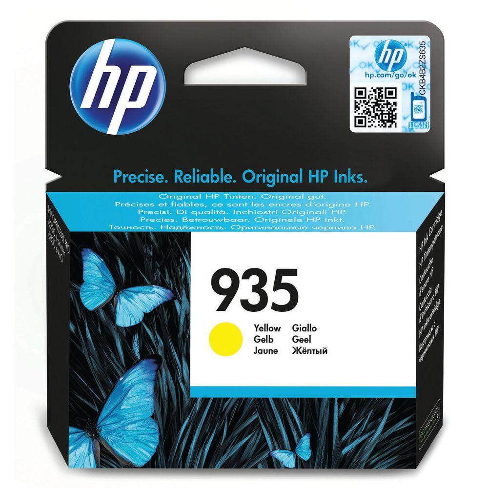 HP 935 Yellow Ink Cartridge - C2P22AE