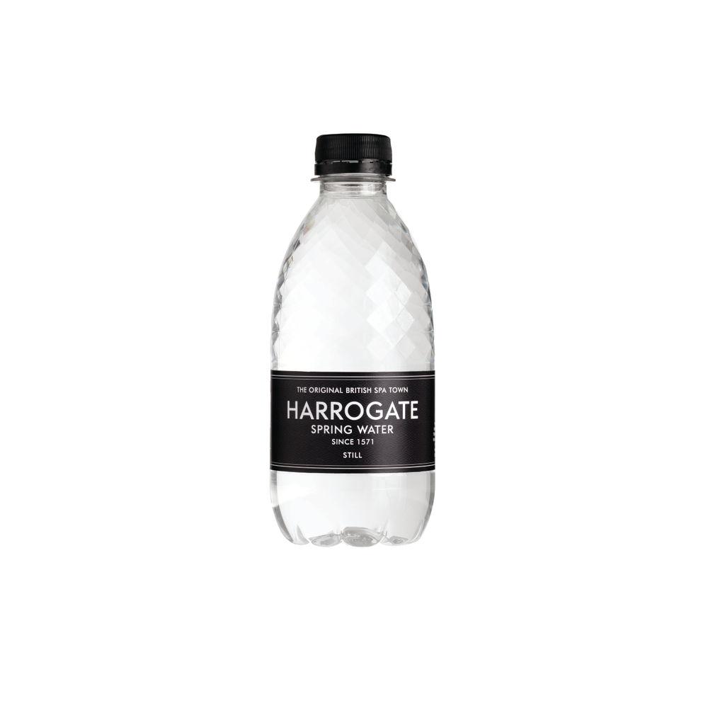 Harrogate Spa - Still Bottled Spring Water 330ml - Pack of 30 - P330301S
