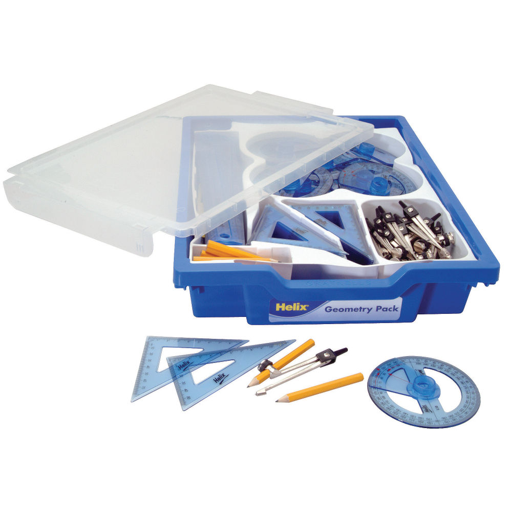 helix geometry school class pack q99040