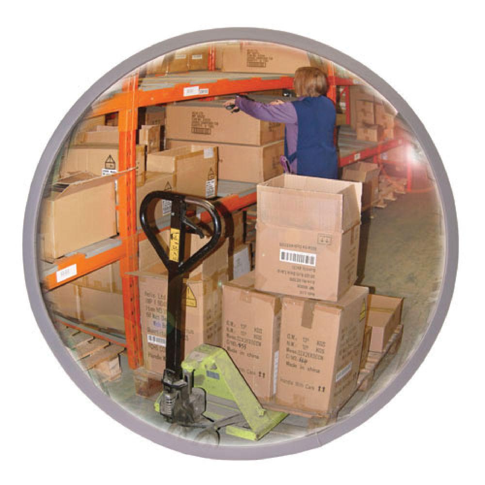 Helix 60cm Internal Round Security Mirror - PW1040