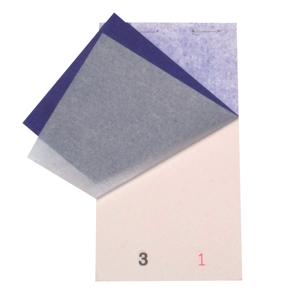 Prestige Duplicate Restaurant Pads, 140 x 76mm, Pack of 50 - HY99034