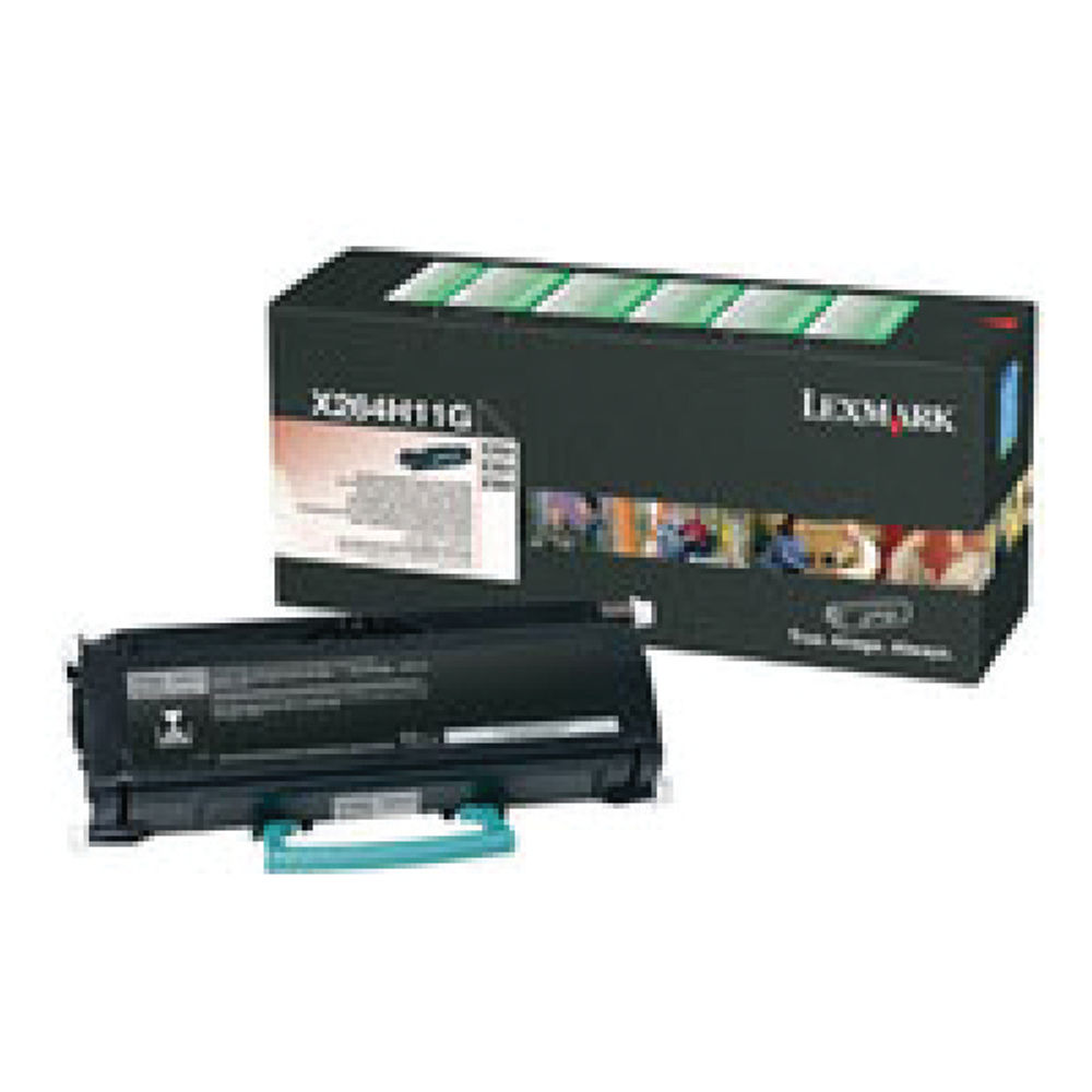 Lexmark X264/X36X High Capacity Black Toner Cartridge - X264H11G