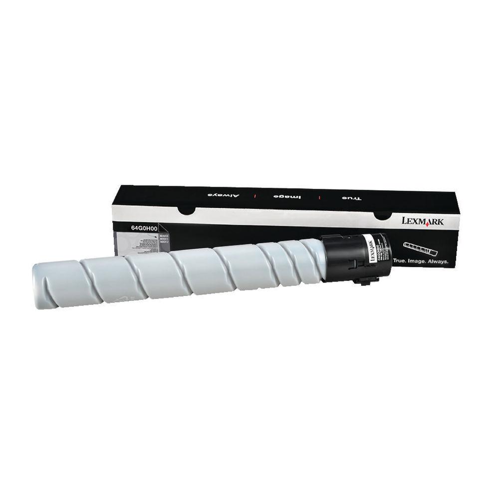 Lexmark MX911 Black Toner Cartridge 64G0H00