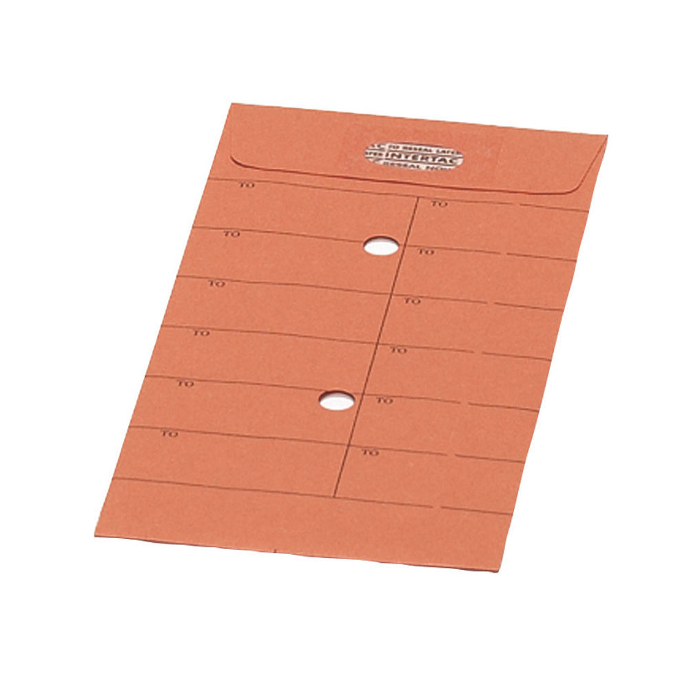 New Guardian C5 Envelopes Internal Mail Orange (Pack of 500) L26311