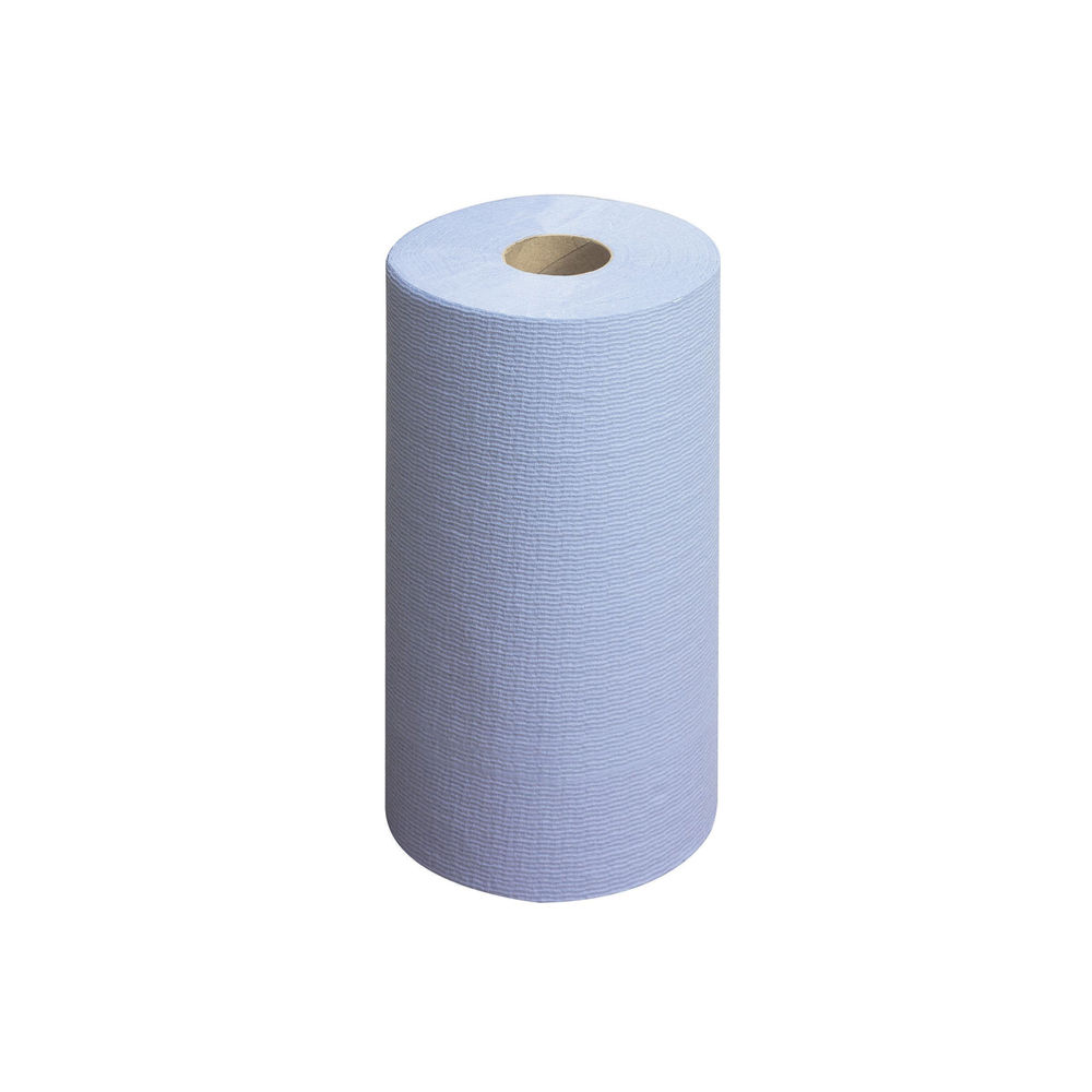 Wypall L20 Blue Wiper Couch Rolls, Pack of 6 - 7414