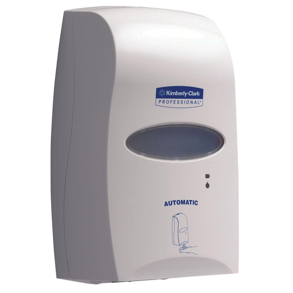 Kleenex Electronic Hand Cleanser Dispenser (For use with 1.2 litre Kleenex Foam Sanitiser) 92147