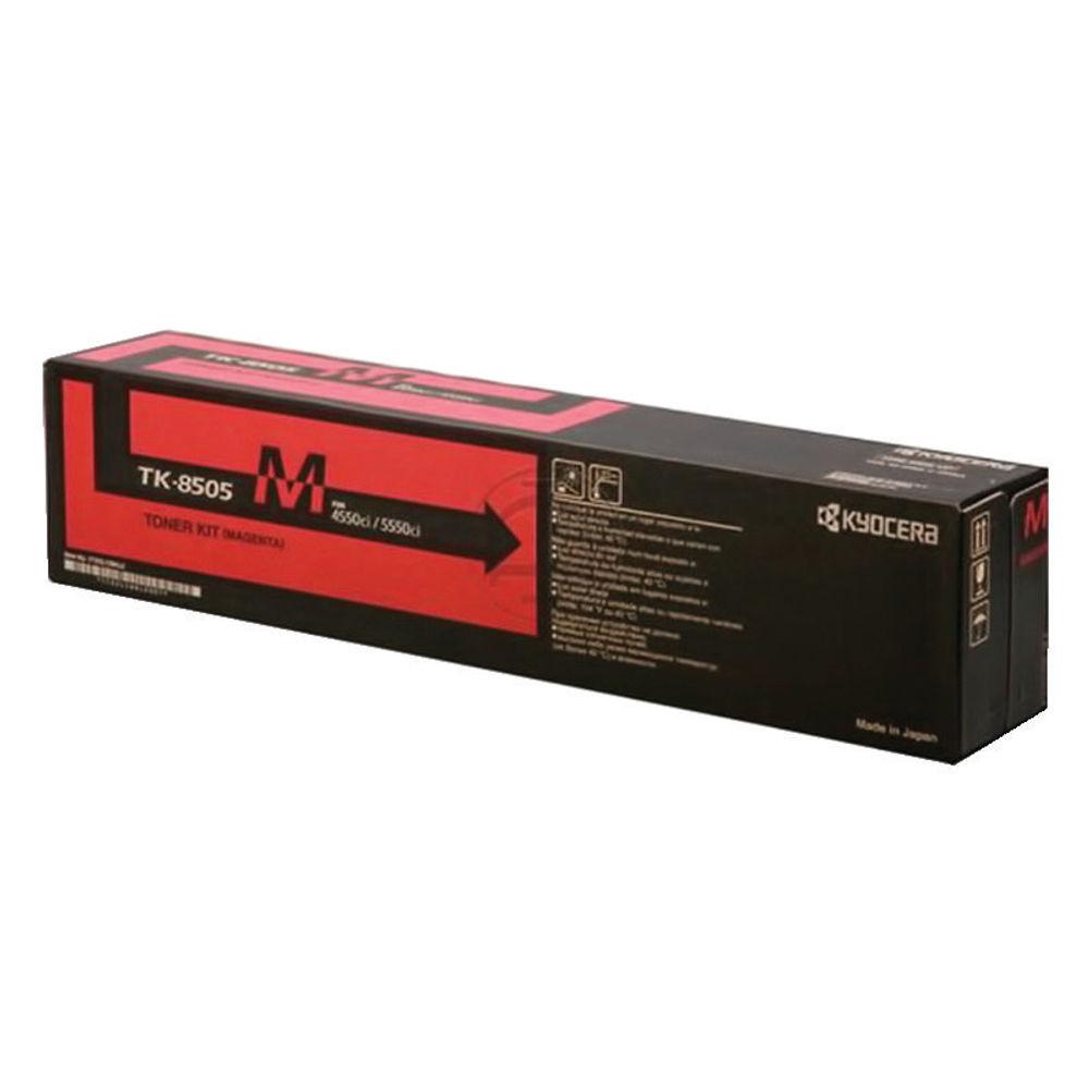 Kyocera TK-8505M Magenta Toner Cartridge 1T02LCBNLO