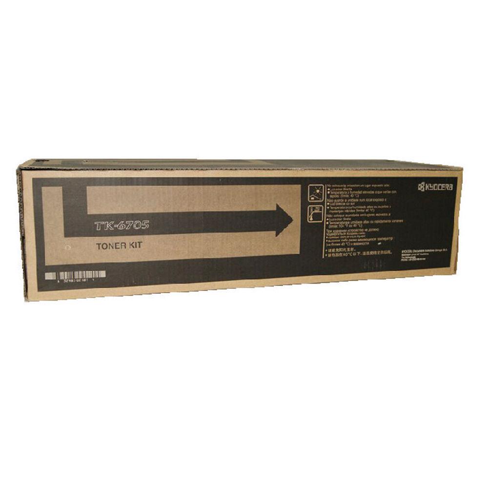 Kyocera TK-6705 Black Toner Cartridge - TK-6705