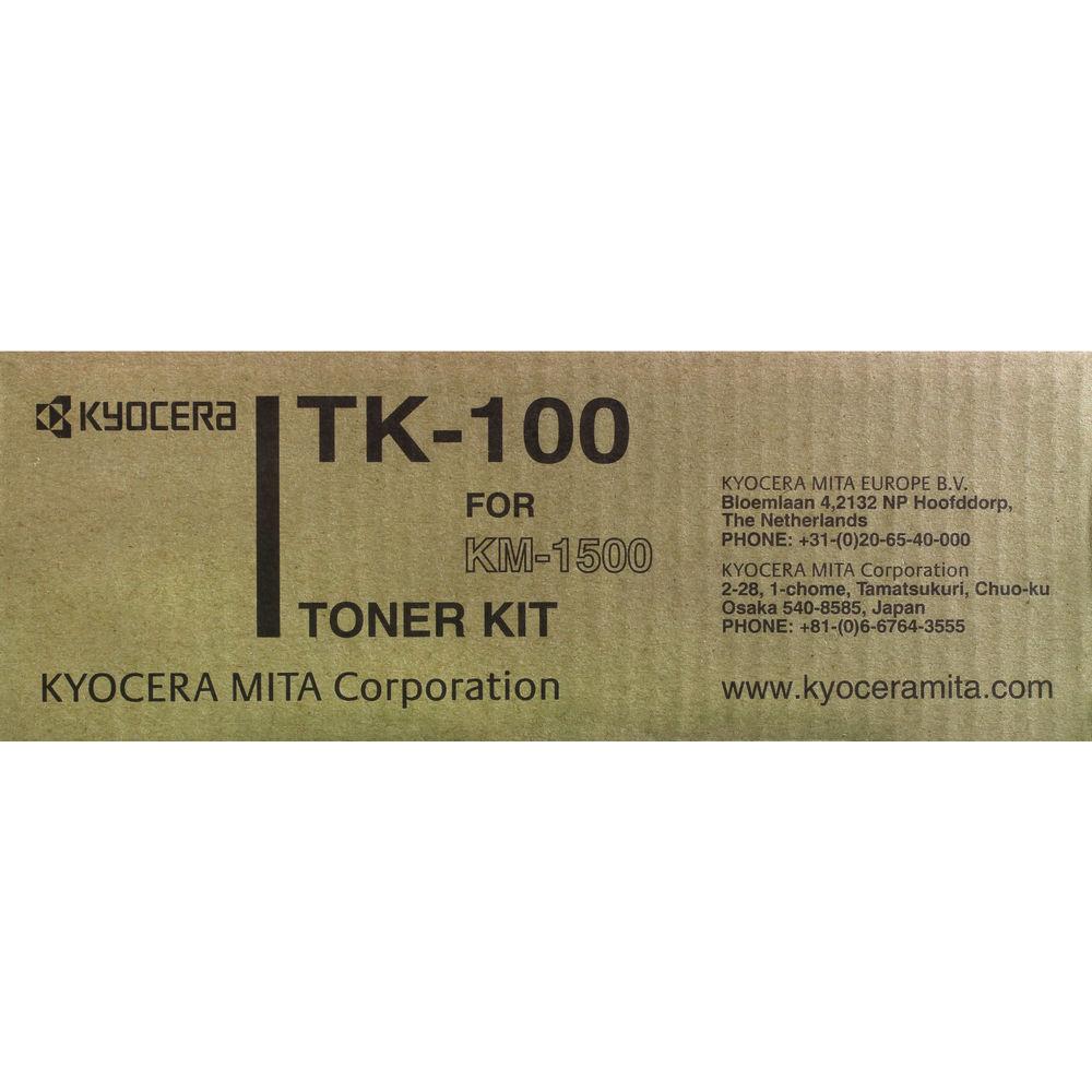Kyocera TK-100 Black Toner Cartridge - 370PU5KW