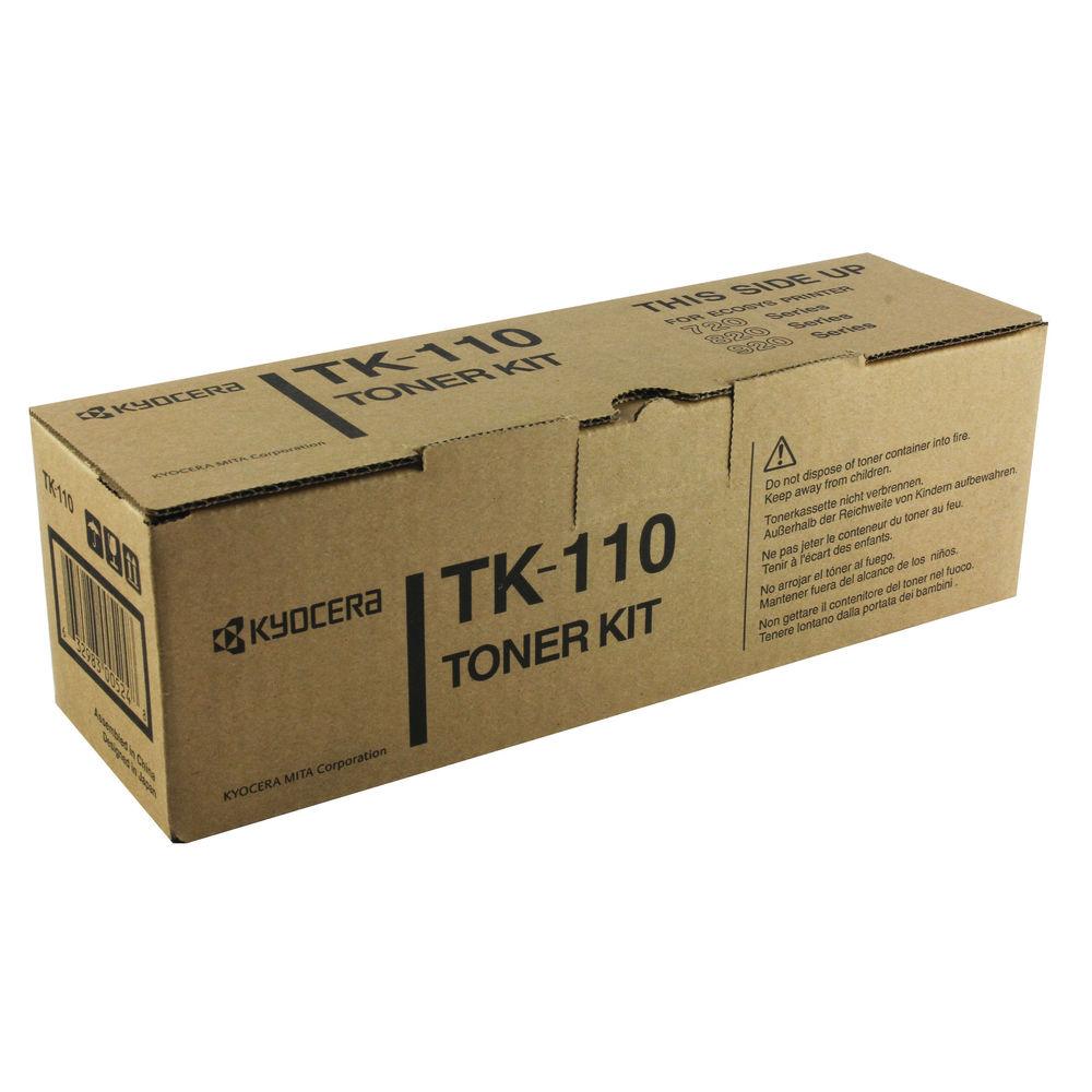Kyocera TK-110 Black Toner Cartridge - 1T02FV0DE0