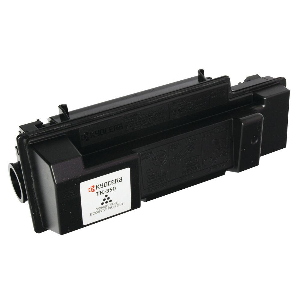 Kyocera TK-350 Black Toner Cartridge - 1T02LX0NLC