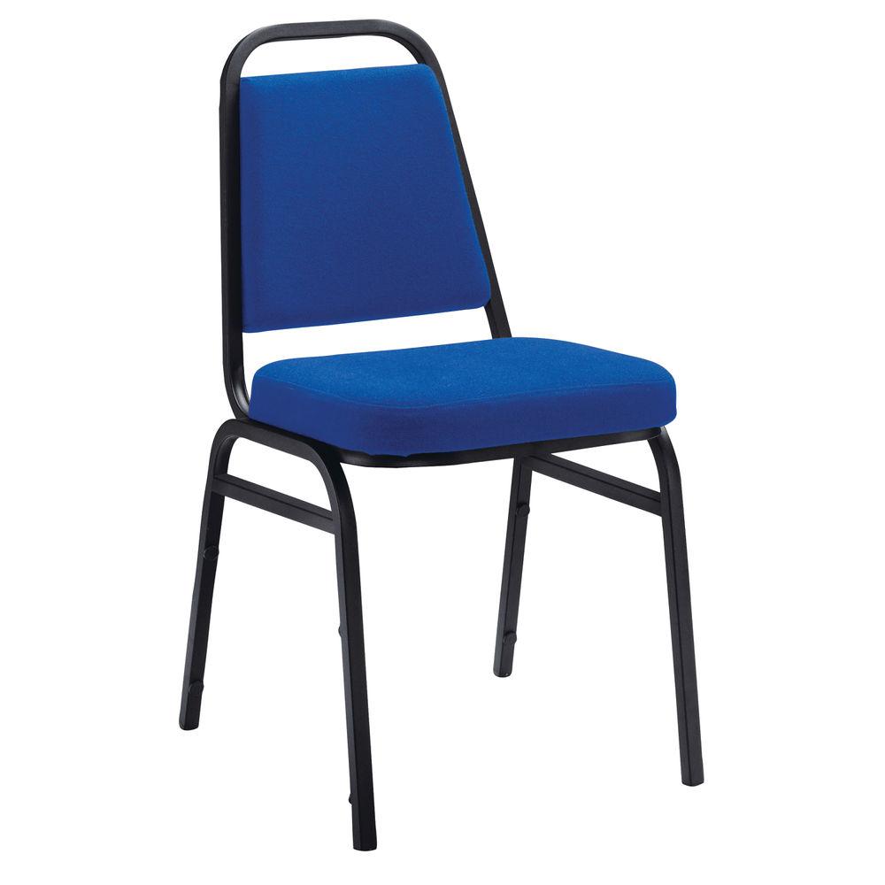 Arista Blue/Black Banqueting Chair