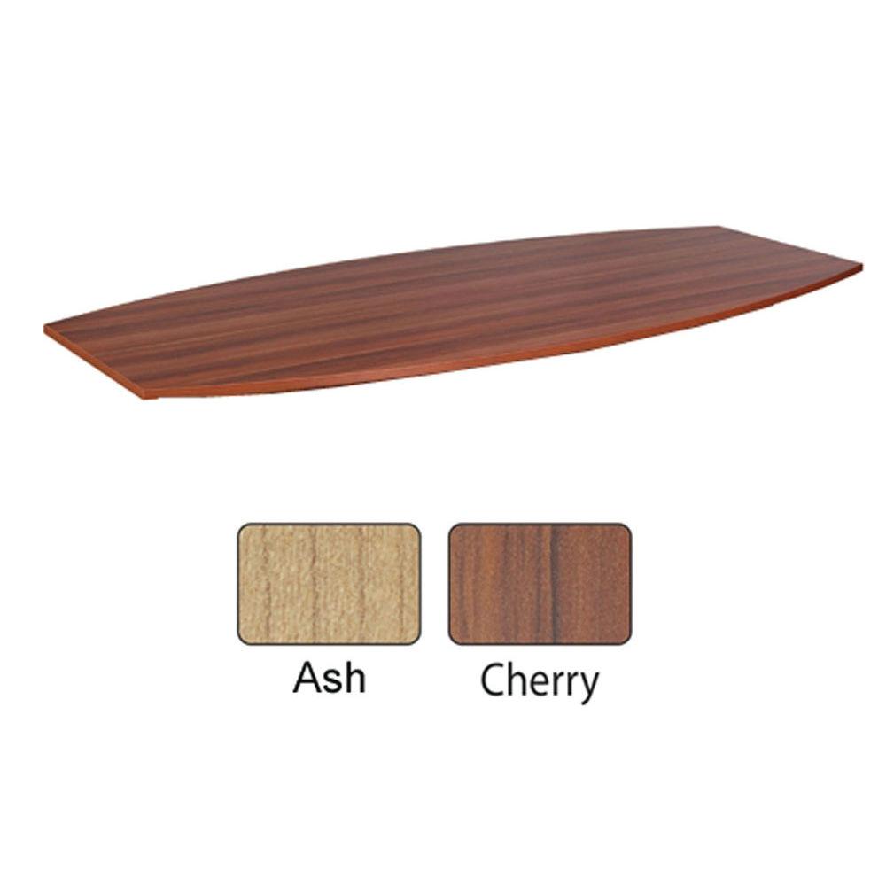 Avior Boardroom Table Top Pack 1800mm Cherry KF72296