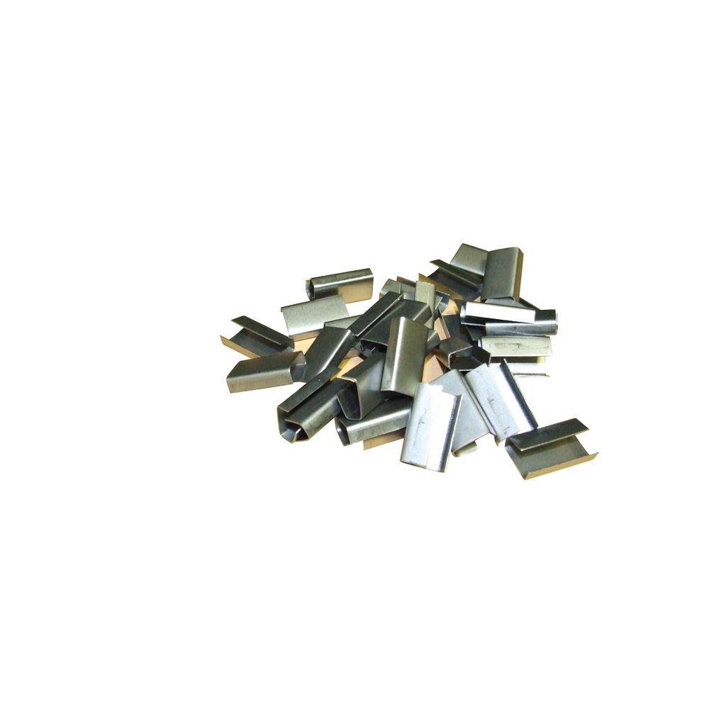 Metal Banding 12mm Seals - Pack of 2000 - 8312025