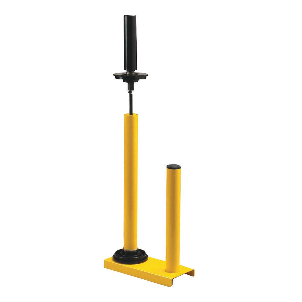Marland Speedlink Yellow Stretch Wrap Dispenser   DISP-SW-A