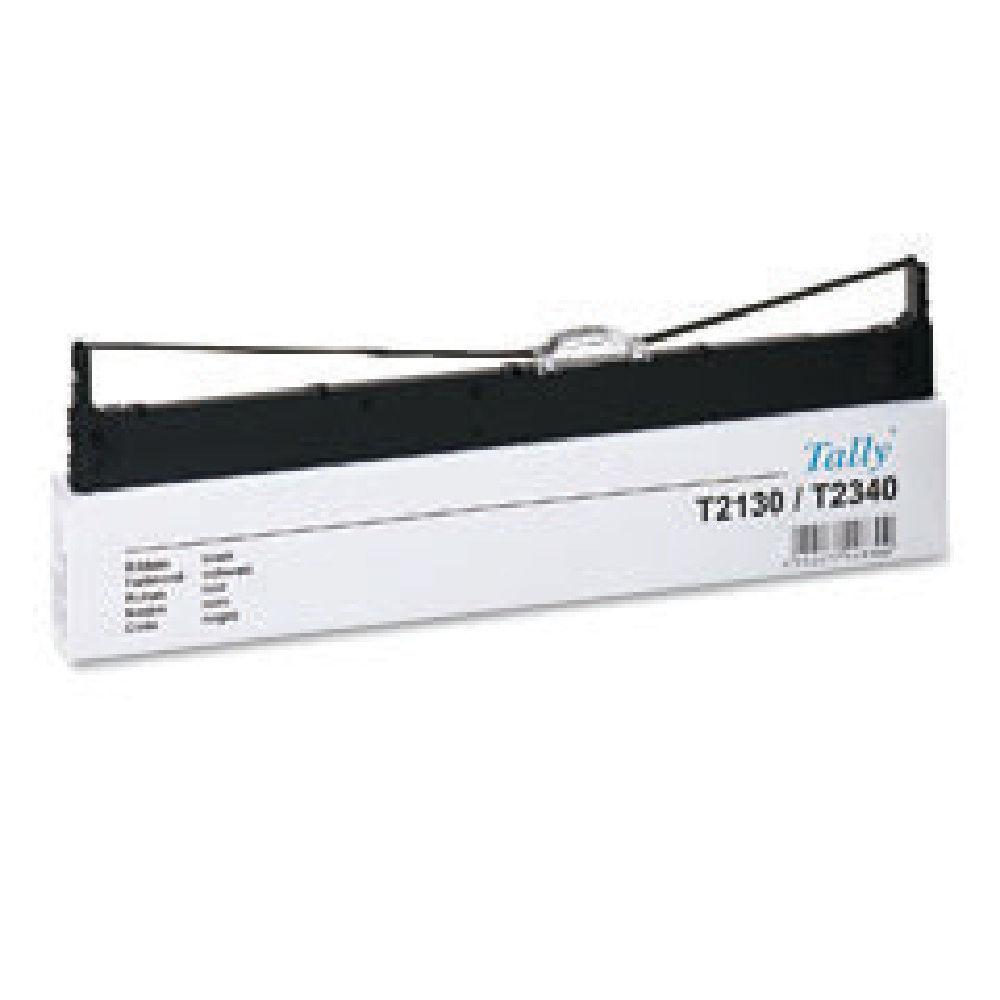 Tally Fabric Ribbon T2130 Black 044830