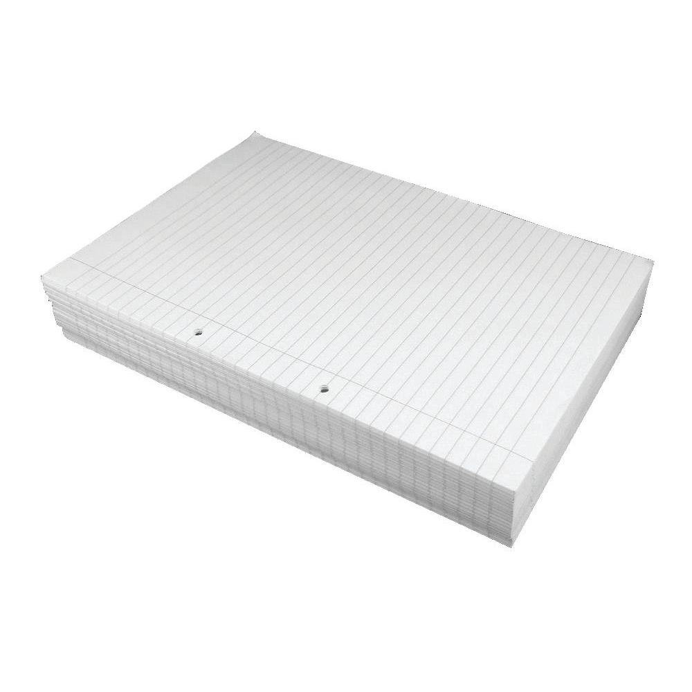A4 Ruled Paper 75gsm, Pack of 2500 - 73914