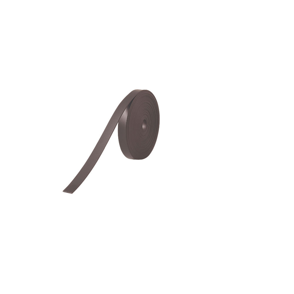 Nobo Magnetic Tape 10mmx5m Black 1901131