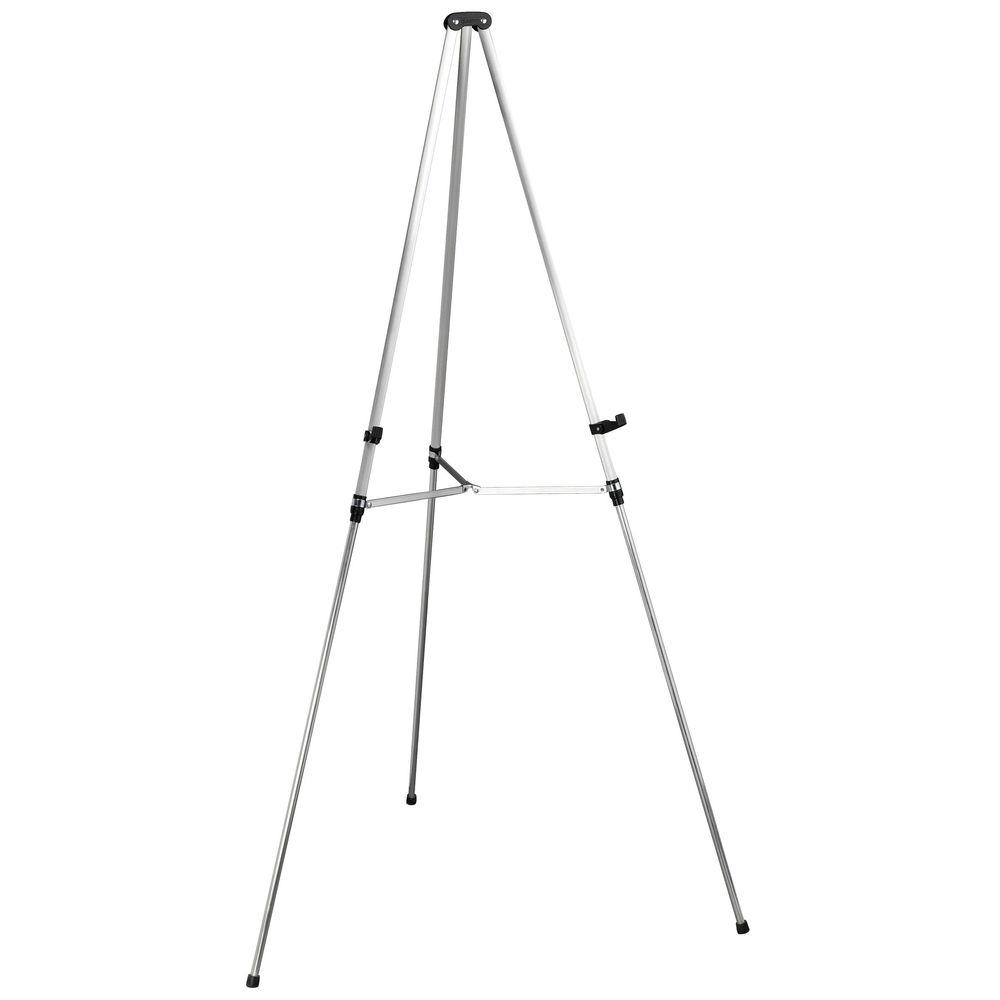Nobo Telescopic Display Easel, Aluminium - NB50000