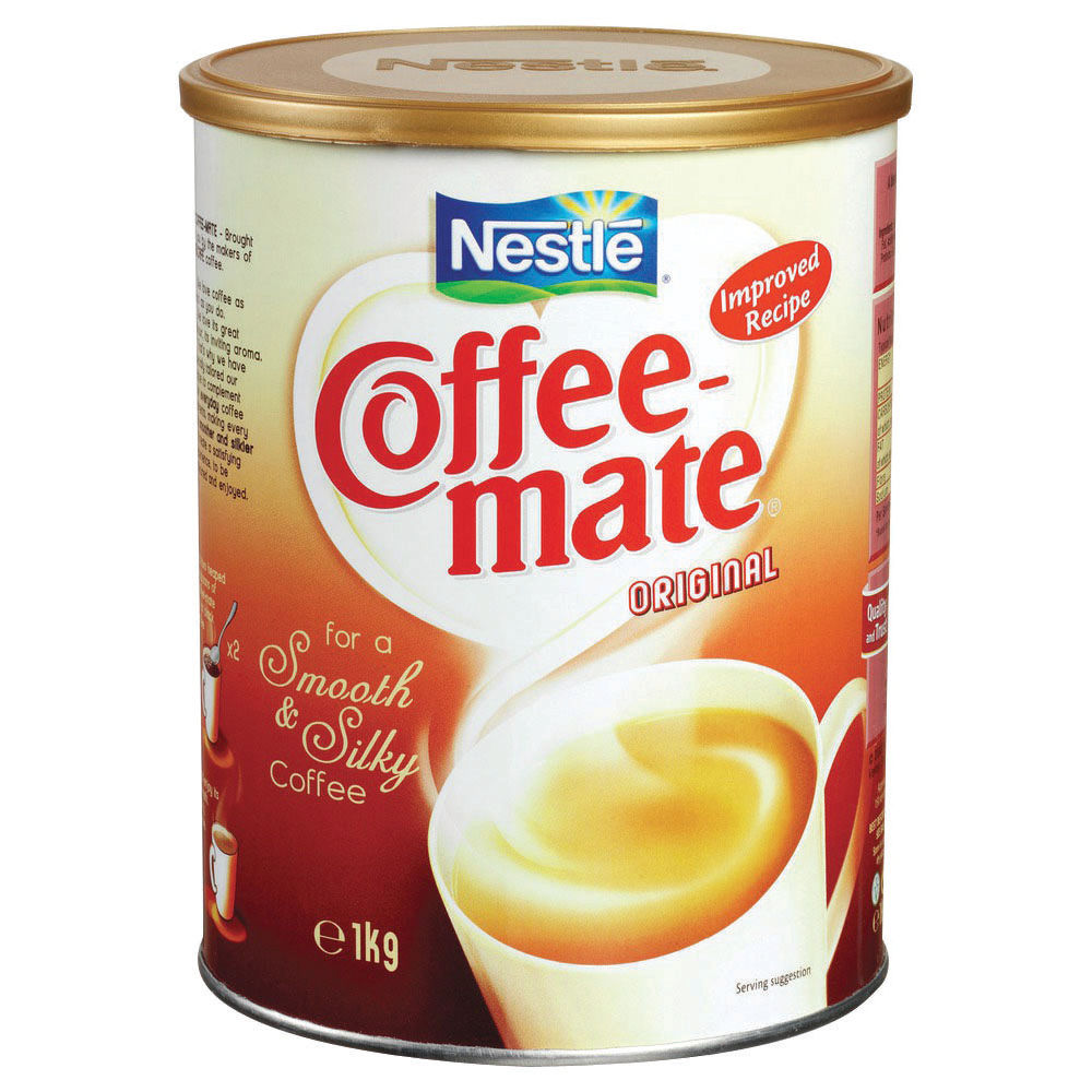 Nestle 1kg Original Coffee-Mate Tin   12057675