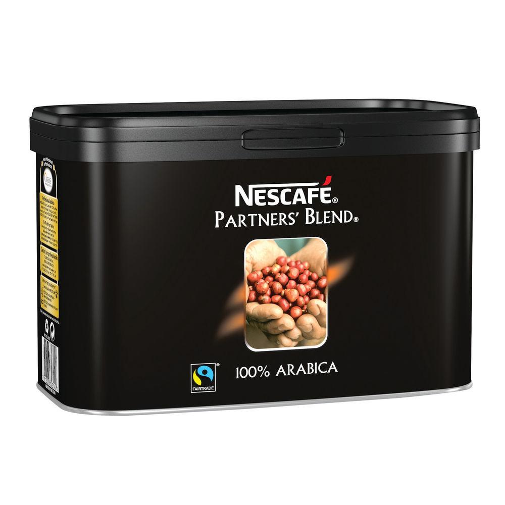 Nescafe Partners Blend Fairtrade Instant Coffee 500g Tin - 12284226