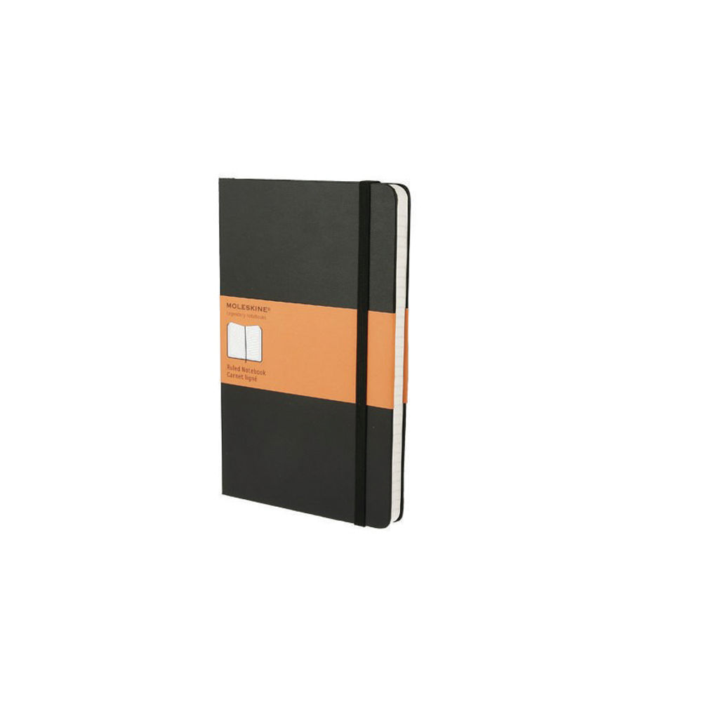 Moleskine Classic Large Soft Covered Ruled Notebook - QP616