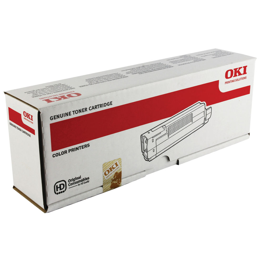 Oki Magenta Toner Cartridge - 43324422