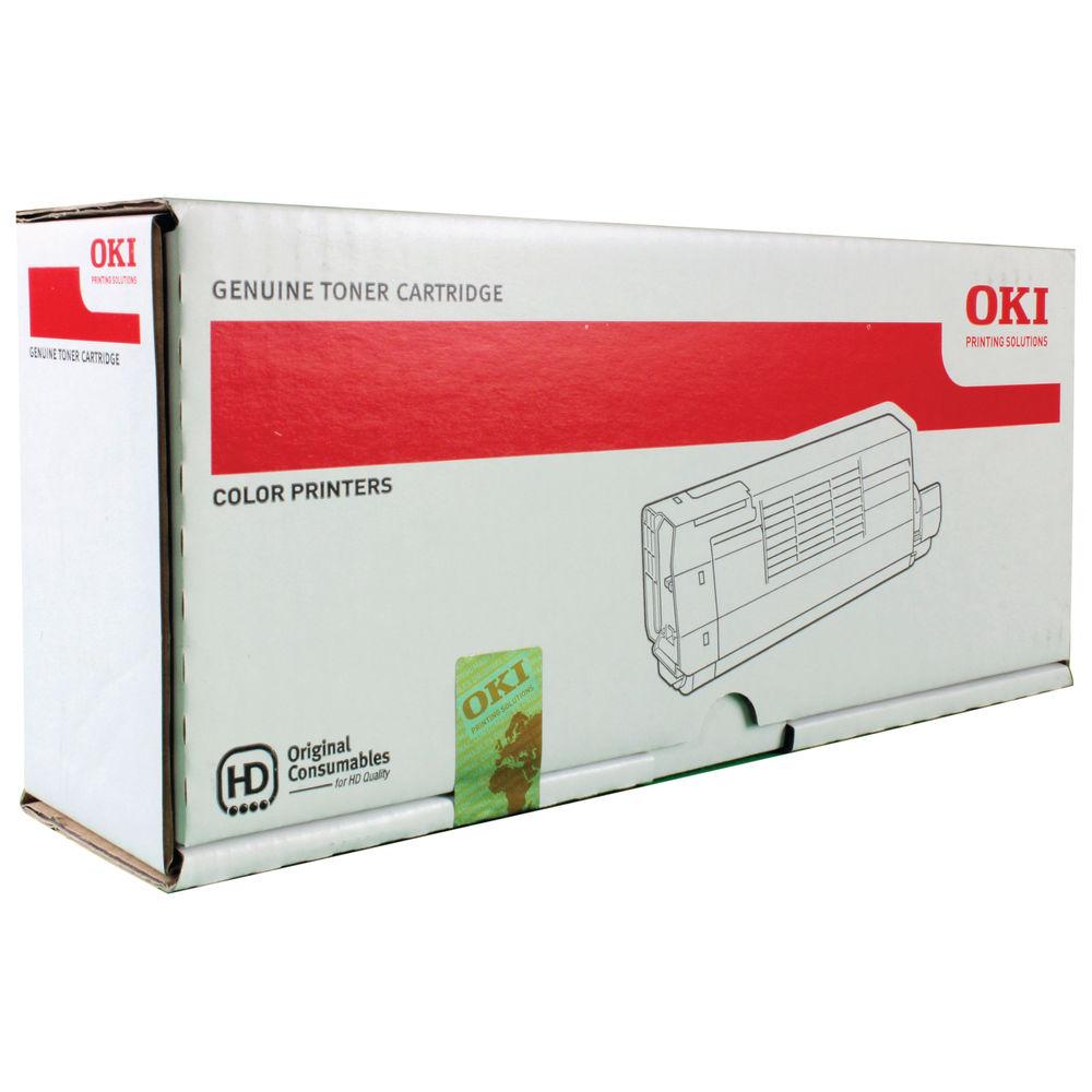 Oki Yellow Toner Cartridge - 44318605