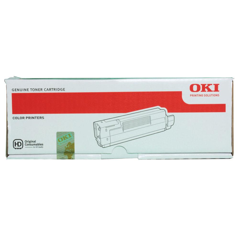 Oki Yellow Toner Cartridge - 44315305