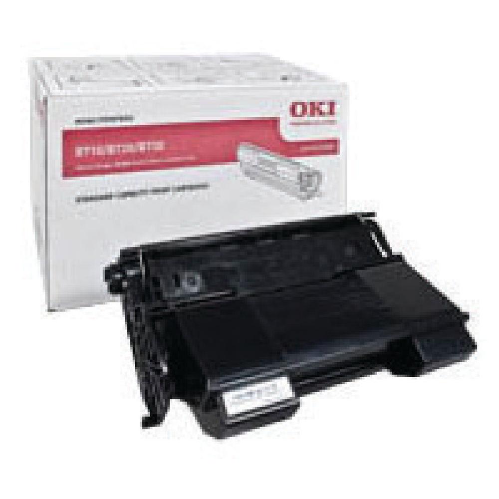 Oki Black Toner Cartridge - 01279001