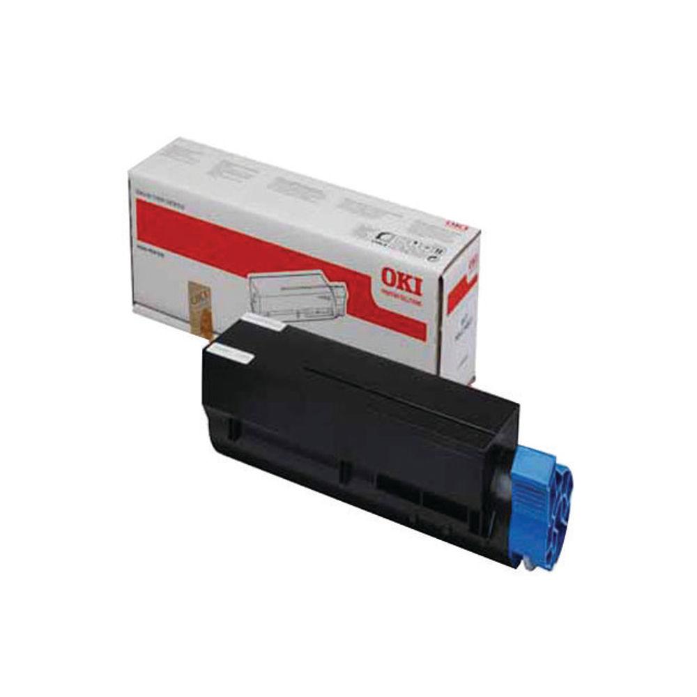 Oki High-Capacity Black Toner Cartridge – 44992402