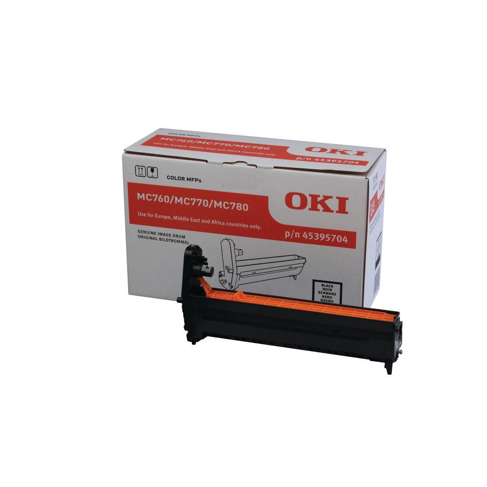 Oki MC760/MC770/MC780 Imaging Unit Black (30,000 page capacity) 45395704