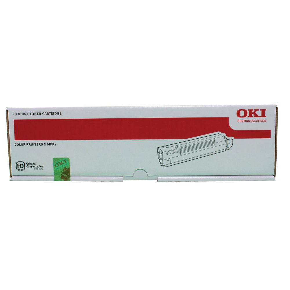 Oki Magenta Toner Cartridge - 44059106