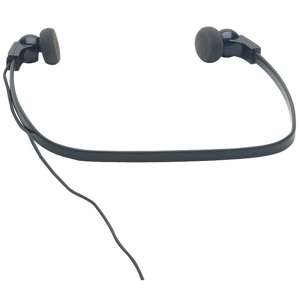 Philips Deluxe Dictation Headset - LFH0234