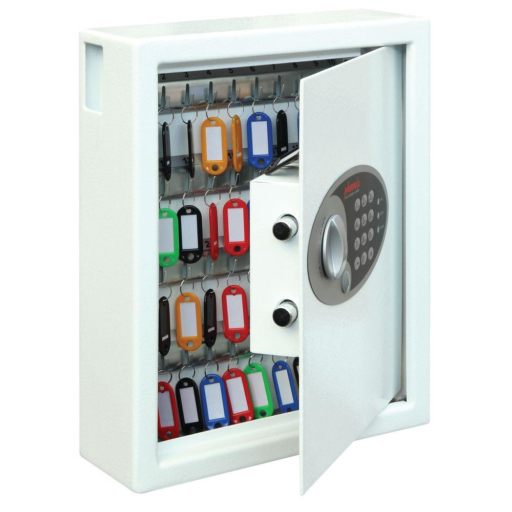Phoenix Electronic Key Deposit Safe 48 Keys KS0032E
