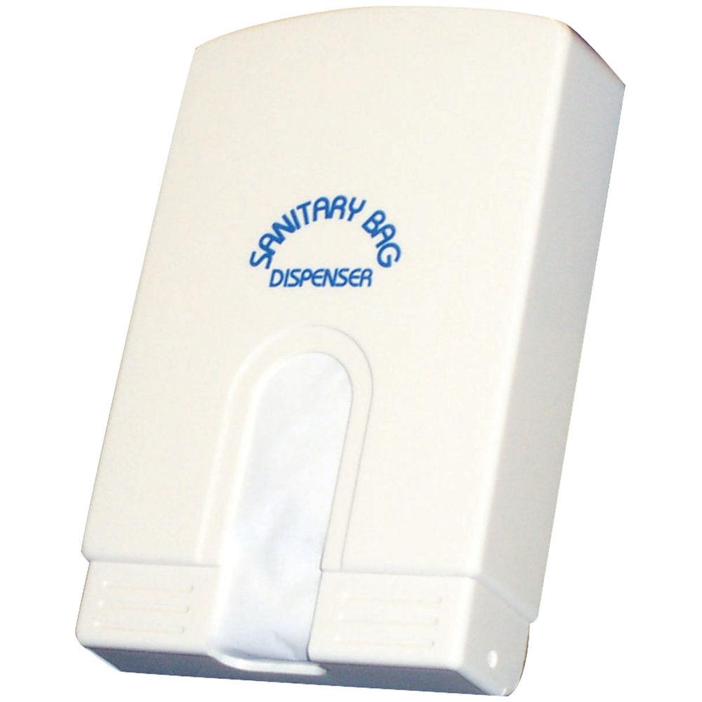 Washroom Sanitary Bag White (Pack of 75) 356974