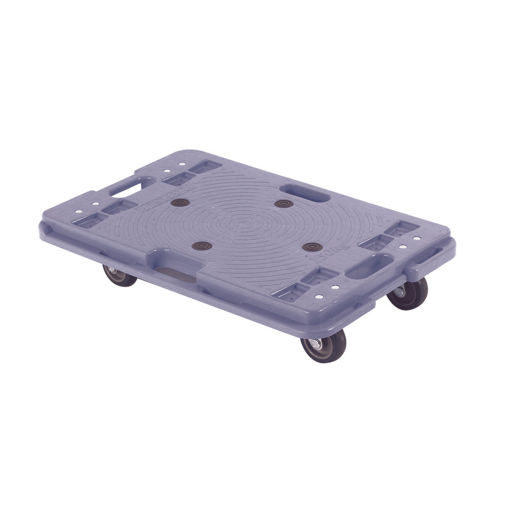 Stackable Plastic Platform Dolly 360660