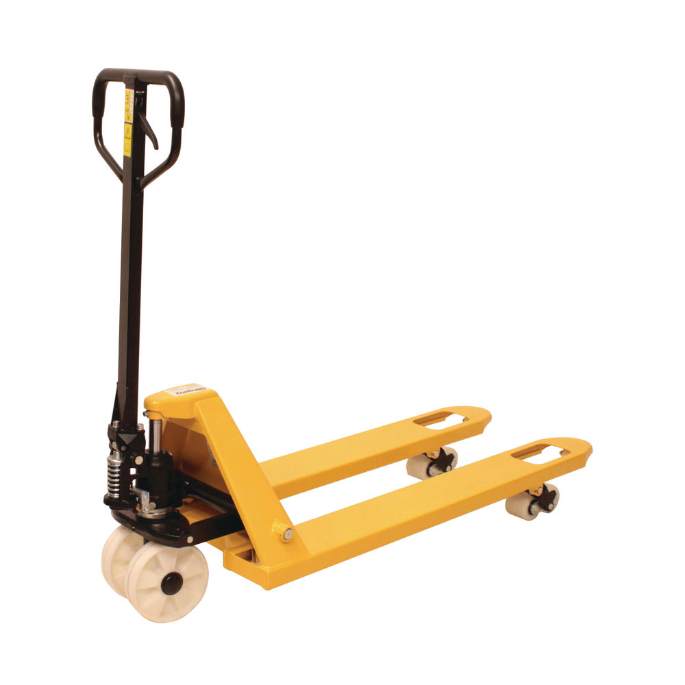 Hand Pallet Truck Yellow (Heavy Duty 2.5 tonne capacity) 189412