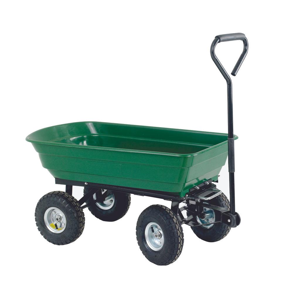 Dumping Cartridge 125L Green/Black 382074