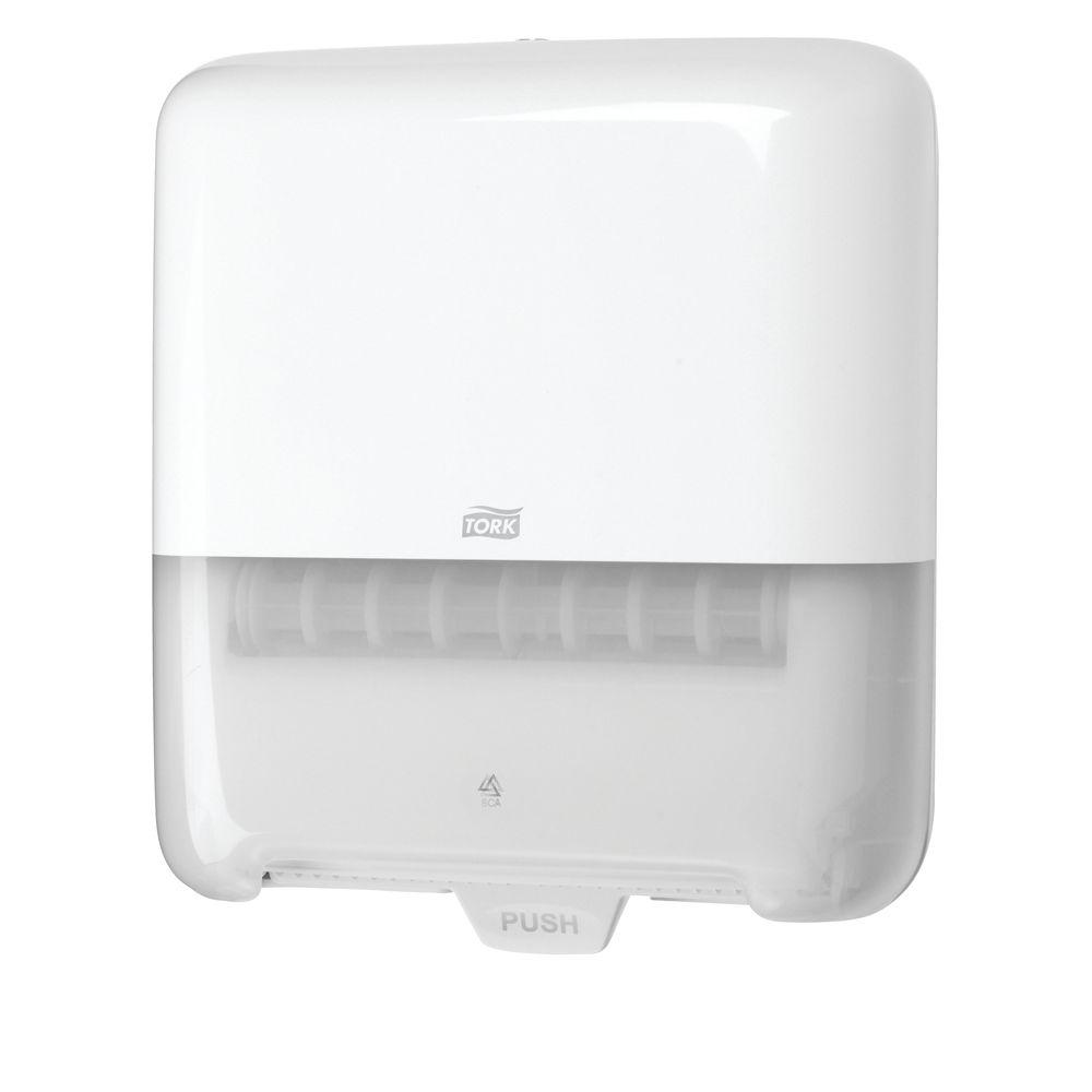 Tork Matic Hand Towel Roll Dispenser H1 White 551000
