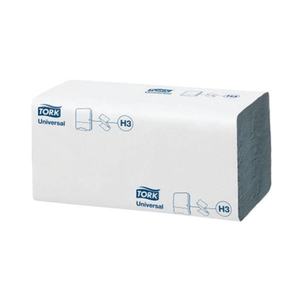 Tork Singlefold Hand Towel H3 Blue 200 Sheets (Pack of 20) 290145