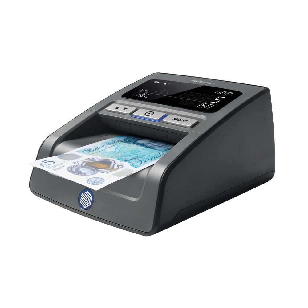 Safescan Automatic 155-S Counterfeit Detector - 112-0529