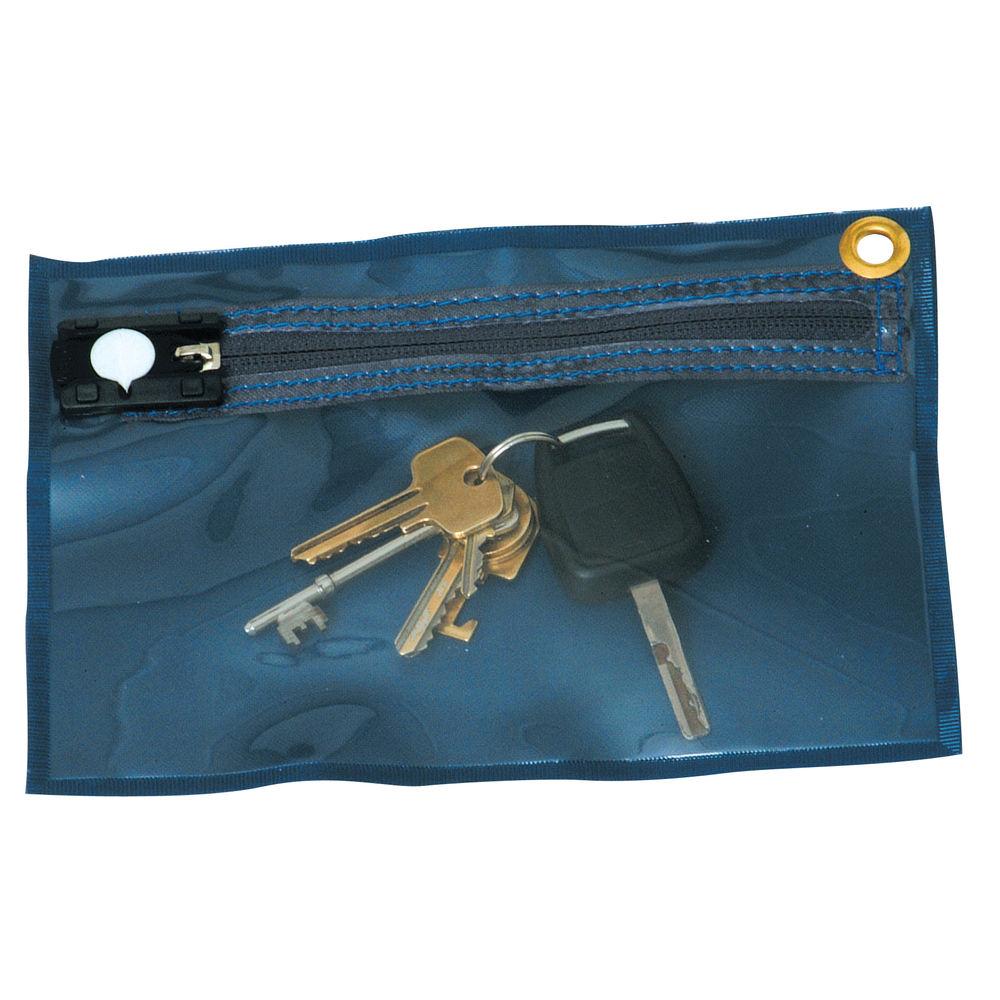 Go Secure Blue Security Key Wallet - KW1