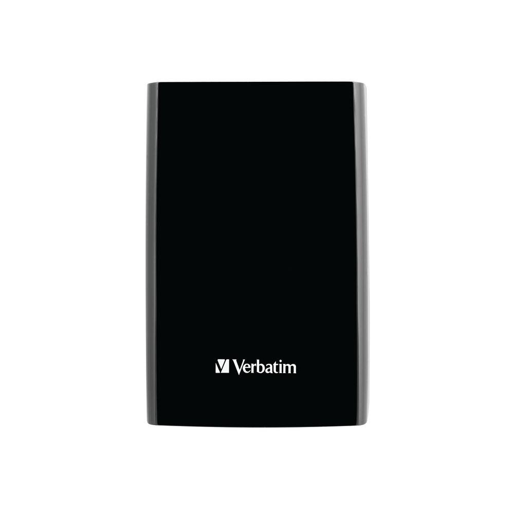 Verbatim Black Store 'n' Go 1TB Hard Drive USB 3.0 - 53023